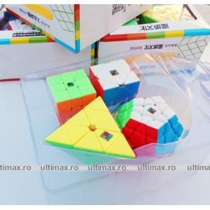 Set MoYu MFJS Special - Pyraminx, Megaminx, Skewb, SQ-1