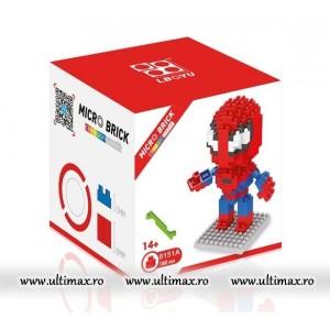 Mini LEGO - Spiderman - 160 pcs