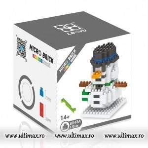 Mini LEGO - Snowman  170 pcs