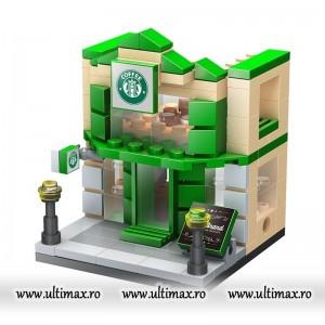 Mini Lego - Starbucks - 147 pcs