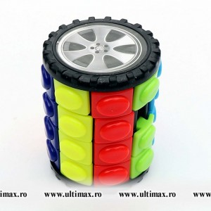 Babylon Puzzle Z-Cube Rotate And Slide - 4 Straturi