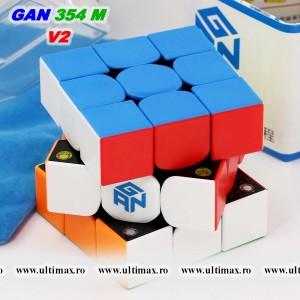 GAN 354 M V2 -  3x3x3 Magnetic
